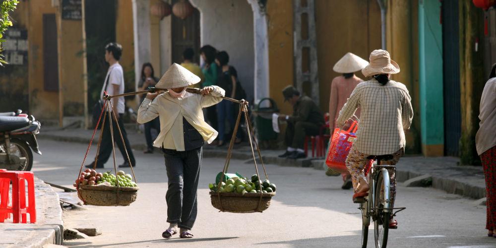 Hoi An life Vietnam