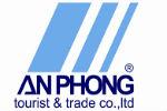 Anphong Tourist Logo
